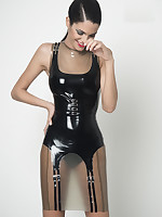 Latex Models - Crossdressing Cuckolds